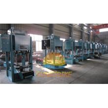2015 la máquina formadora automática hidráulica más popular de la teja esmaltada