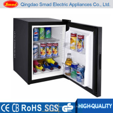Portable Single Solid Door Hotel Commercial Mini Refrigerator