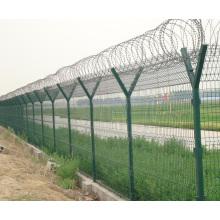 Farbige PP / PE / HDPE Leinwand Webart Kunststoff Drahtgeflecht / Net / Netting / Web