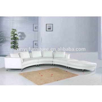 Unique design snake shape living room sofa set KW369