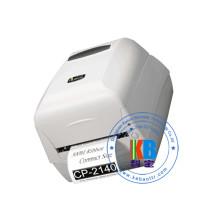 Interface paralela serial 203dpi USB Argox cp2140 impressora térmica de código de barras