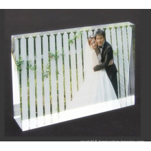 Beautiful Cheap Wedding Gifts Crystal Photo Frame