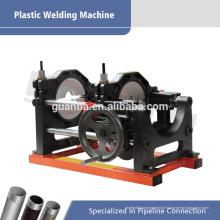 Machine de soudure électrique de fusion de bout de tuyau en plastique de type Y
