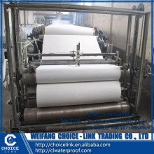 base reinforcement long fiber polyester mat
