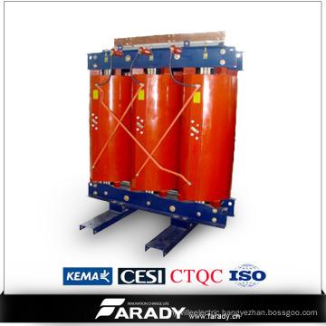 11kv 1500kVA Dry Type Cast Resin Distribution Transformer