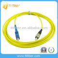 SC / UPC-FC / UPC SM SX Волоконно-оптический патч-корд (оптоволоконная перемычка)
