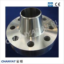 Flange de tubo de aço inoxidável A182 (304, 310, 316)