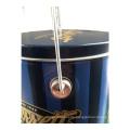 Tubby Metall Popcorn Zinn Box & Zinn Eimer Serie Eimer Zinn