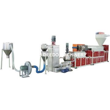 PP PE ABS Pet Plastic Granlator Machine