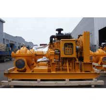 Пожарный аварийный насос с дизельным двигателем (XBD-S)
