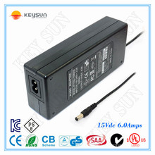 15V6A LED Power Supply for Led strip light