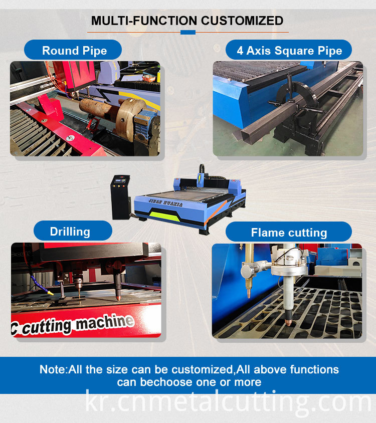 plasma pipe & sheet cutting