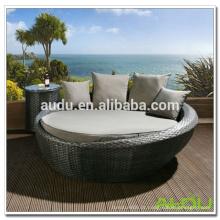 Sofá Outdoor Audu, Rattan Sofa Round, Daybed Sofa Round