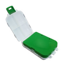 Fast Delivery for Plastic Clamshell Box Portable Travel Vitamin Medicine Pill Box Organiser supply to Monaco Wholesale