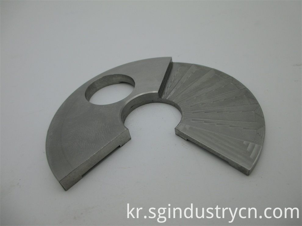 Cnc Metal Parts Plastic Parts