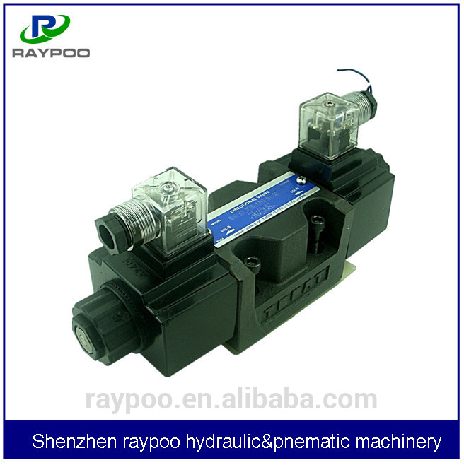One Year Warranty! Yuken Solenoid Operated Directional Valve DSG-03-3C2-10 New in Box
