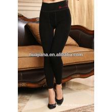 Fashion Frauen Polyester Legging über Fersen