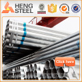 Alibaba trade Hot Dipped Galvanized Steel tubes