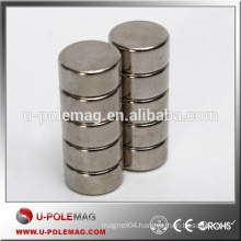 Newest Disc Cylinder Shape N35 Neodymium Magnets