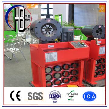 1/8 '' ~ 2 '' 12 Sets Free Dies Finn Power PLC Máquina de crimpagem de mangueira com grande desconto