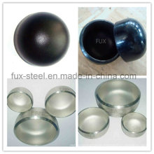 Stainless Steel Threaded Cap (SS Pipe Cap)