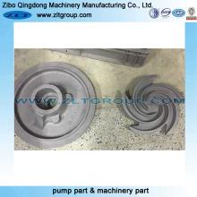Goulds 3196 interchangeable et partie de pompe de Durco avec le matériel de titane