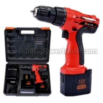 12V Nicd Cordless Screwdriver Drill Power Tools