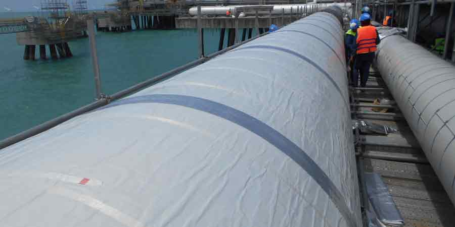 Spaceloft Aerogel pipe insulation products