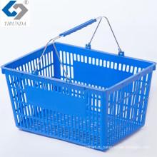 29Л лучшее-Продажа пластиковых корзинах с двумя металлическими ручками
