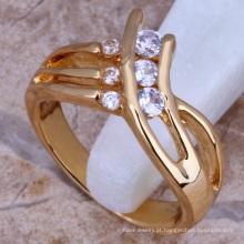 anéis de casamento dos homens anéis de dedo de ouro cz imitação de jóias