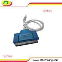 USB2.0 bis 3.5 IDE Konverterkabel