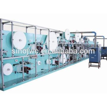 CE APROBADO nuevo automático automático Shifting tipo máquina de servilleta sanitaria (un tamaño)