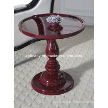 Estilo moderno café de madeira mesa de chá (LS-847)