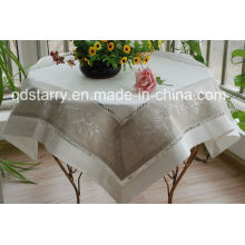 Linen Fabric Tablecloth St0067