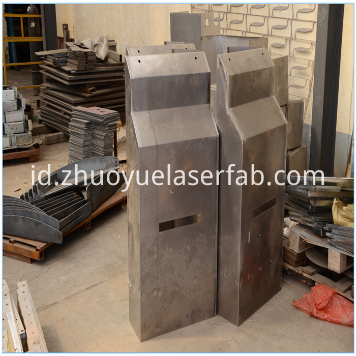 Custom Metal Welding Fabrication