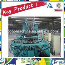 Machines automatiques de flexion et de soudage à chaîne automatique