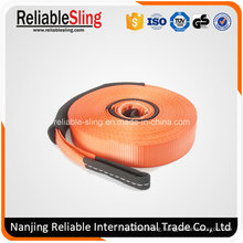 50mm X 20m 4.5ton 4X4 Vehicles Polyester Snatch Tow Strap