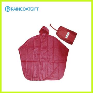 Adult Waterproof 100%PVC Reusable Poncho Rvc-031b