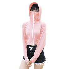 Women Upf50+ UV Protection Jacket Long Sleeve Sun Protection Clothing