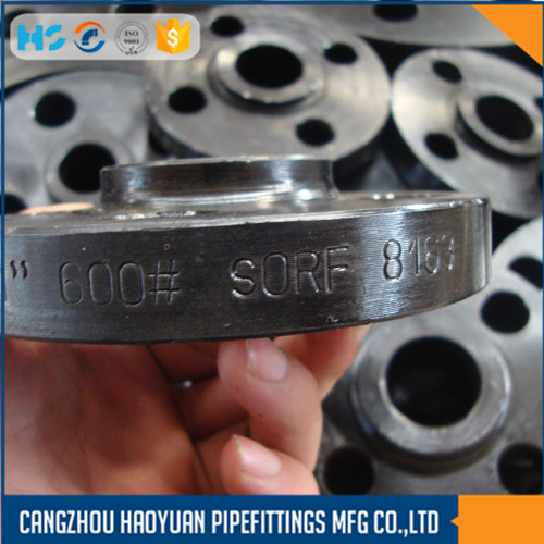A350 LF1 A105N Steel Slip On Flanges