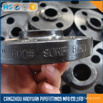 Top for Slip-On Pipe Flange ASTM A105 2500# slip-on flanges export to Czech Republic Suppliers