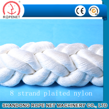 Sterke vasthoudendheid polyester nylon hawser touw