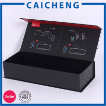Boîte d'emballage de papier de carton de haute qualité pour le produit électronique