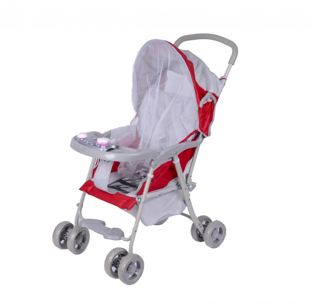 Lightweight Baby Stroller with Storage Area