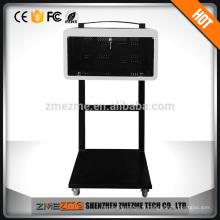 ZMEZME Kindle Professionnel Chargeur de batterie, USB Charge Cabinet / Panier 30 Port USB Sync & Charge pour Tablette