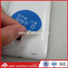 Limpiador de pantalla de microfibra pegajoso smartphone