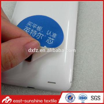 Smartphone klebriger Mikrofaser-Bildschirmreiniger