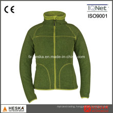 Customized Popular Women Polar Fleece Jacket