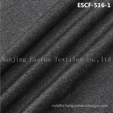 Print and Golden-Plating  Suede Fabric Escf-516-1