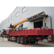 HOWO 8X4 Chassis Big Truck Crane 20ton Derrick